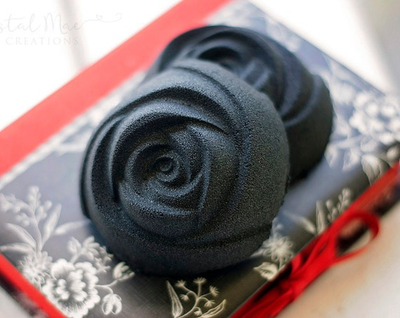Black Rose Bath Bomb - Pick Your Scent