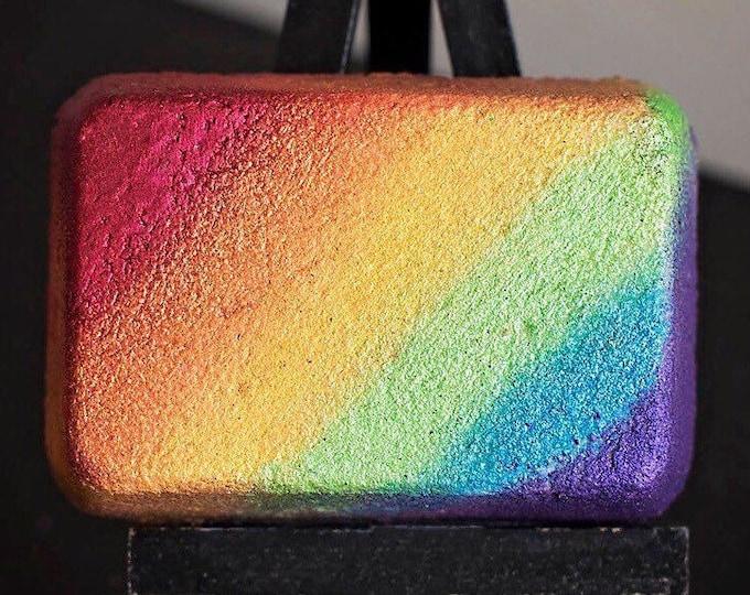 Fruit Loop Rainbow Bath Bomb