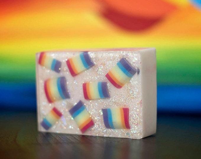 Fruity Rainbow Soap