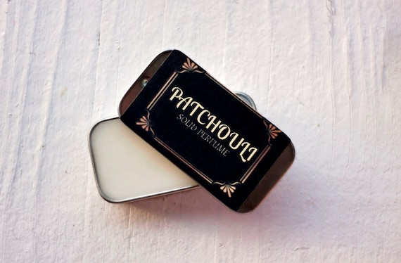 Patchouli Solid Perfume