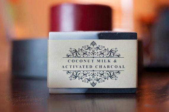 Black & White Detox Soap