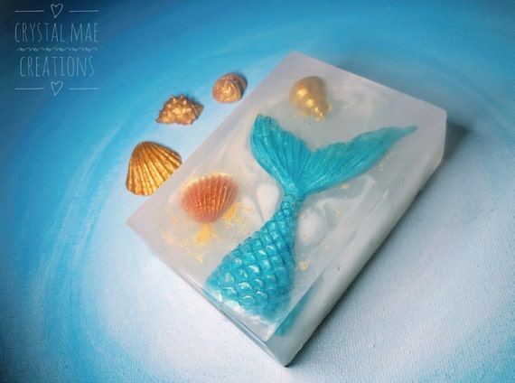 Mermaid Sea Tropical Soap
