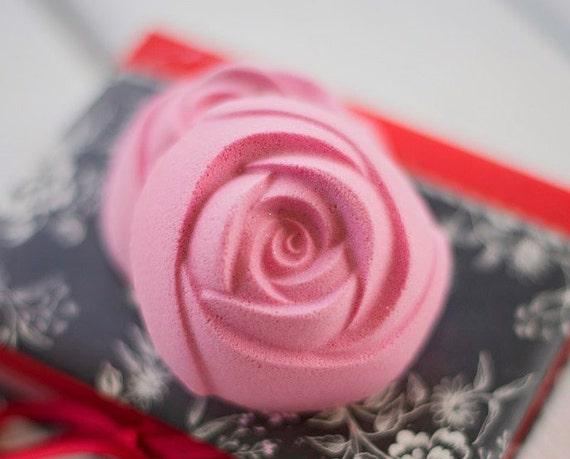 Turkish Rose Bath Bomb