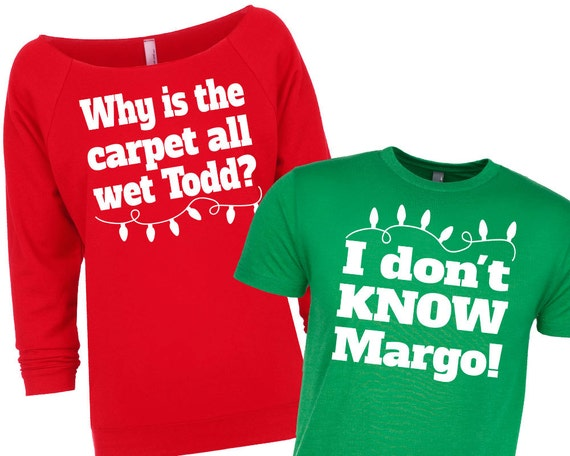 Why The Carpet All Wet Todd Don Know Margo Etsy