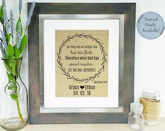 Bible Verse Wedding Etsy