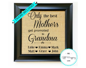 GRANDMA Mothers Day Gifts