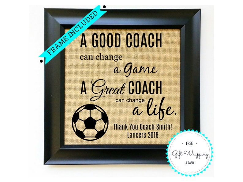 image 0 ...  sc 1 st  Etsy & SOCCER COACH Gift Ideas from Team Soccer Coach Gifts | Etsy