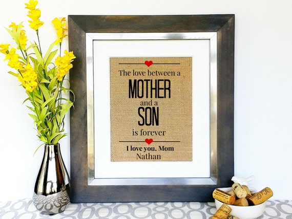 Mothers Day Gift From Son Gifts Child