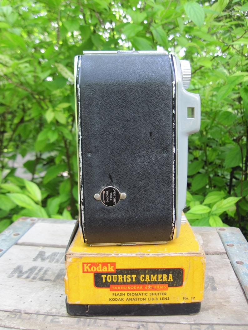 Vintage Eastman Kodak Kodak Tourist Camera