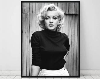 Marilyn Monroe Art Etsy