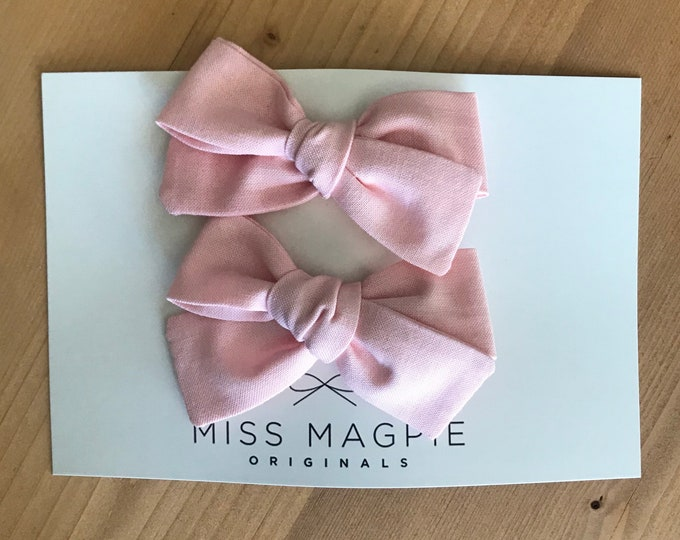 Sloane Piggy Set || ballet pink