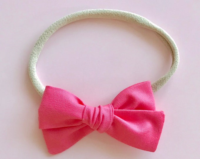 Mini Sloane Headband || watermelon