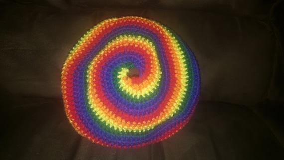 Arc en ciel Flying Disc