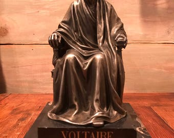 Voltaire figurine
