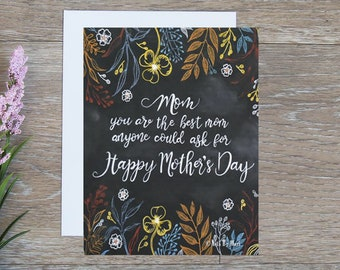 Mother's Day Best Mom Message