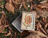 Wooden box quot Flower quot