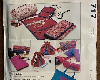 UNCUT Favorite Things #050 Wallet Pattern A Safe Place 1999