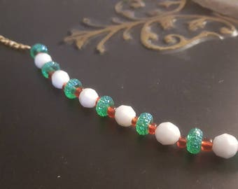 Santa's Little Helper // Toddler Bracelet Christmas Jewelry