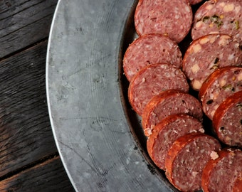 100% Grass Fed Beef Summer Sausage