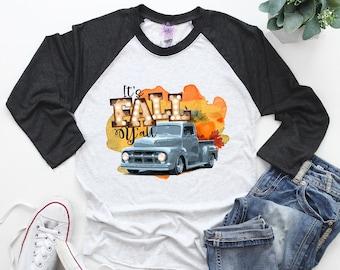 Fall Shirts & Raglans