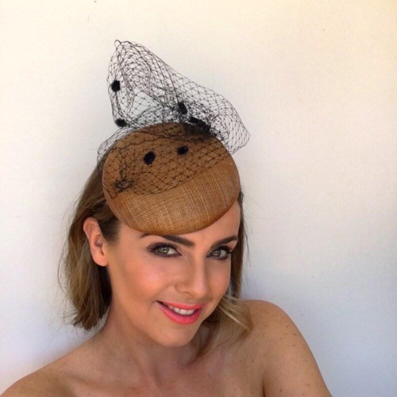 a961c40ecb3c1 Ascot hats for women Ascot hat statement hat modern hat