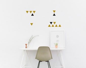 Set of 35 stickers stickers triangle - triangle 35 stickers