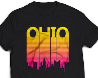 Ohio Shirt Women Men, Ohio Gifts T-Shirt, Ohio State TShirt, Ohio Graphic T Shirt, Ohio Tee #2024