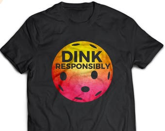 a8ba983e0e Dink responsibly shirt, pickleball shirt, pickleball t-shirt, pickleball  gift, pickleball tshirt, pickleball gifts, pickleball women #0088