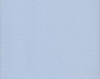 Ice Blue 28 count Brittney Lugana 50 x 68 cm even weave Zweigart fabric