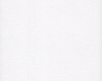 Pearl Silver Grey 18 Count Zweigart Aida cross stitch fabric size options