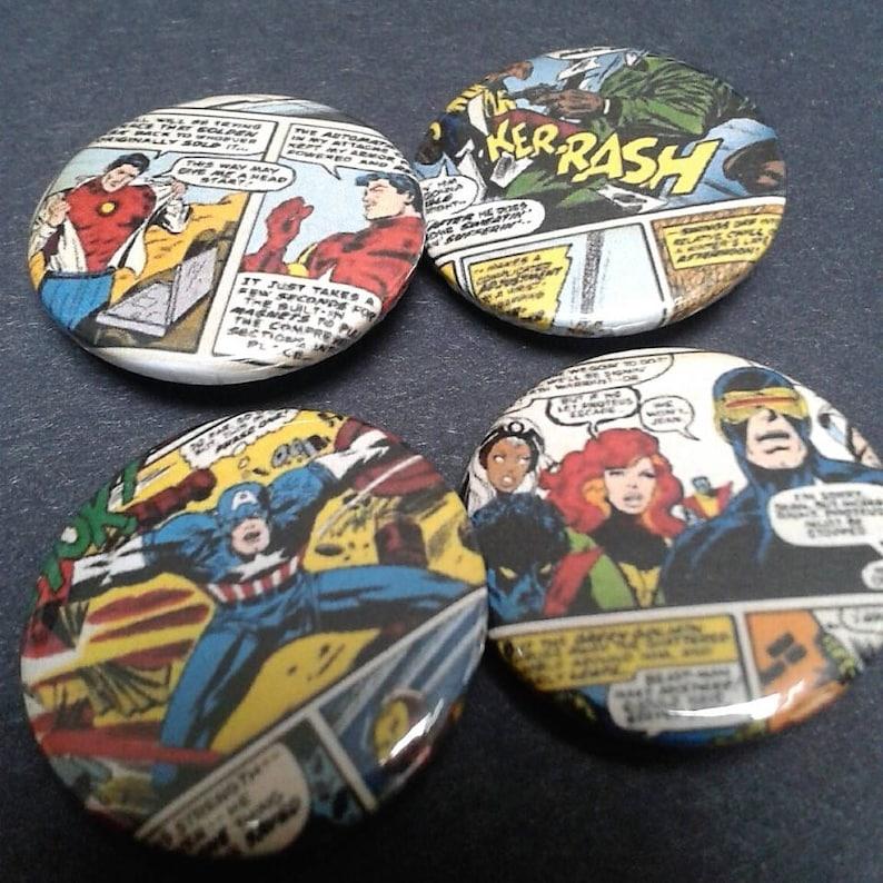 Alien 4 Badge 25mm Button Pin Fantastique