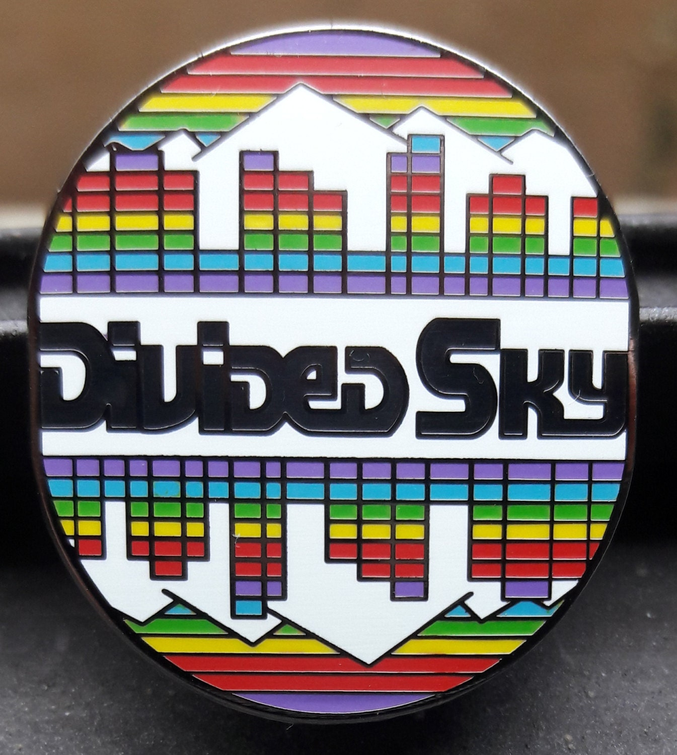 The Official Site Of The Denver Nuggets: Divided Sky PHiSH Pin Divided Sky Denver Nuggets PHiSH Pin