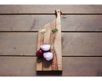 Sail Board - Walnut Wood