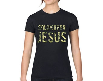 Soldier For Jesus T-Shirt