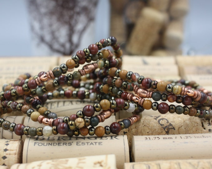 Antique & Vintage Women's Beaded Bracelet/Gift For Her