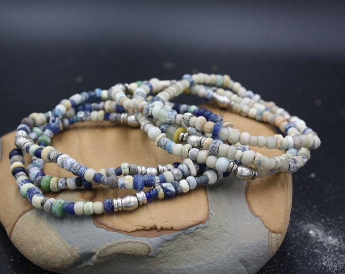 Ancient Beaded Men's Bracelet /Bracelet For Men