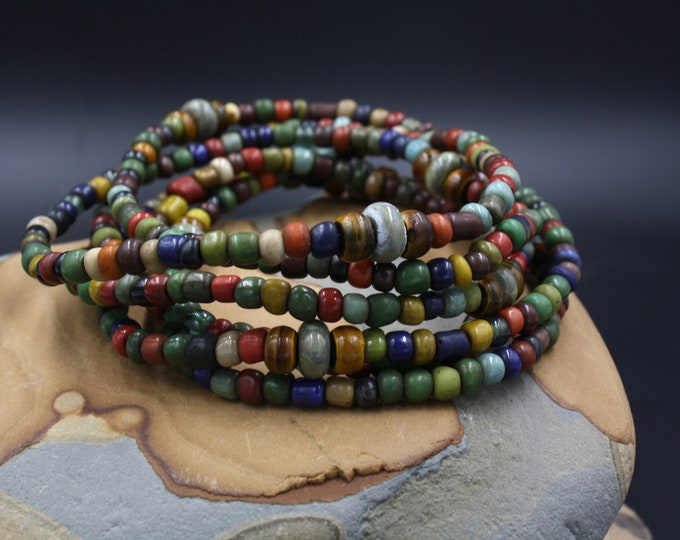 Antique & Vintage Men's Beaded Bracelet /Bracelet For Men