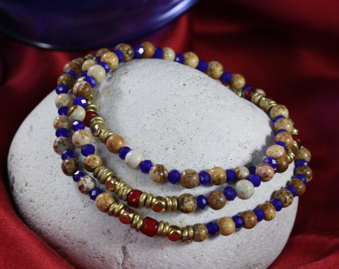 Mayfair - Antique & Vintage Women's Beaded Bracelet/Gift For Her