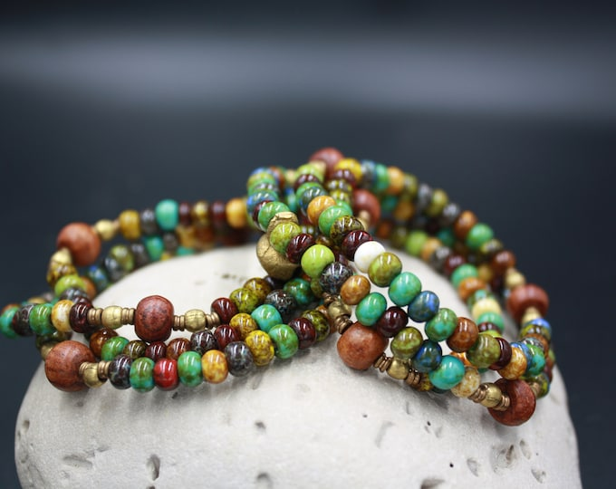 Palisades - Beaded Braclet For Her - Gift for Her - Palisades