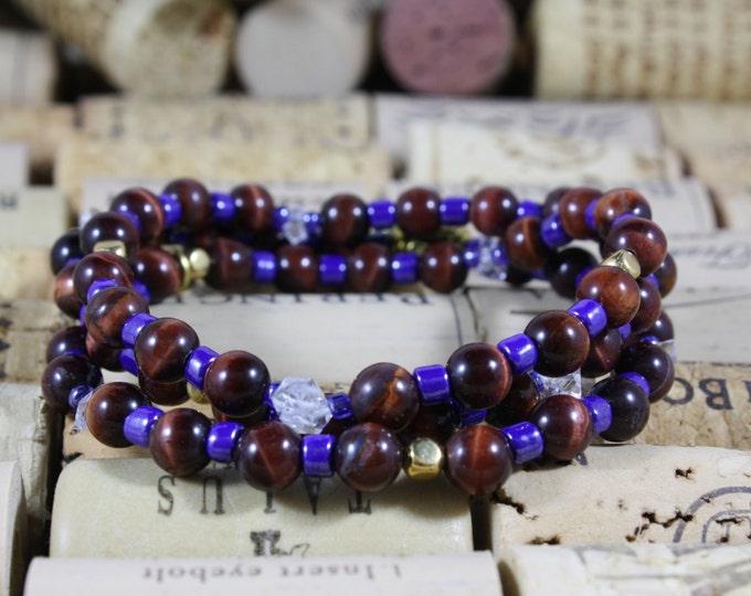 Grasse - Antique & Vintage Women's Beaded Bracelet/Gift For Her