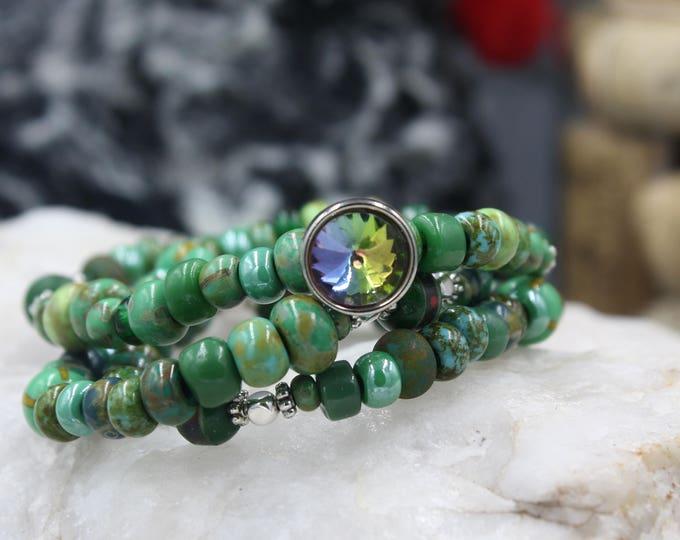 Mouan Sartoux - Antique & Vintage Women's Beaded Bracelet/Gift For Her