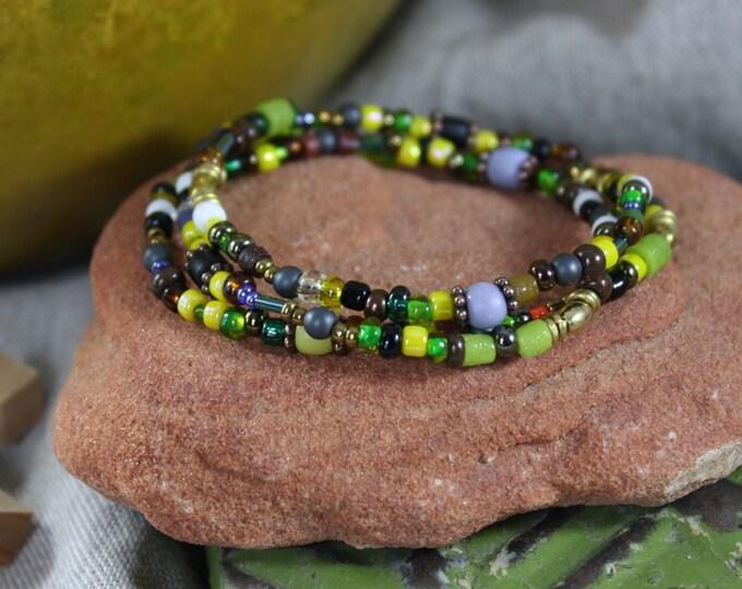 Tarangire - Antique & Vintage Women's Beaded Bracelet/Gift For Her