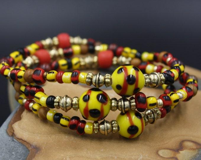 Covent Garden - Antique & Vintage Women's Beaded Bracelet/Gift For Her