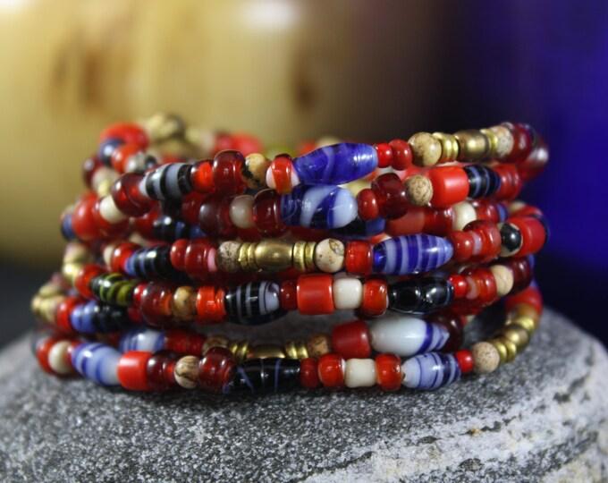 Lapa - Antique & Vintage Women's Beaded Bracelet/Gift For Her