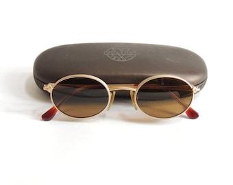 552749beb7ae Vintage Vuarnet Oval Sunglasses