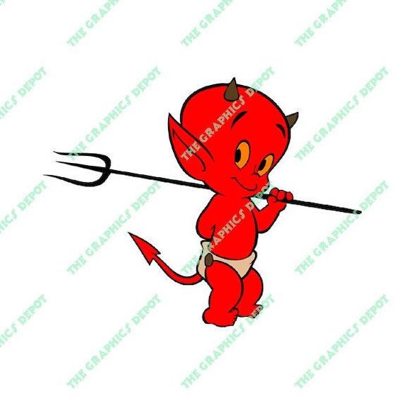 Teufelchen Redbubble logo