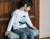 T-shirt with bear print H...