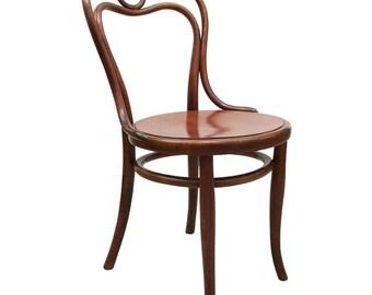 Classic Thonet No 14 Chair Etsy