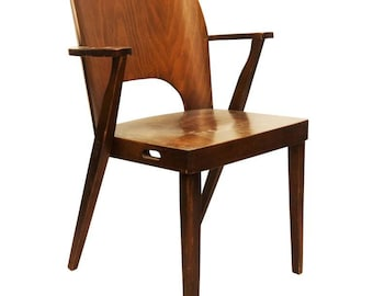 Very Rare Stacking Chairs by Otto Niedermoser  sc 1 st  Etsy.com & Stacking chairs   Etsy