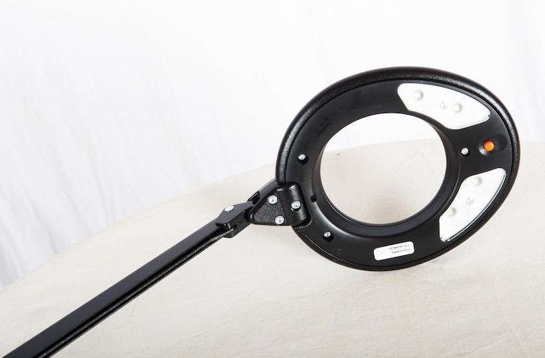 Black Ovelo LED Table Lamp by Stephan Copeland for Luxo